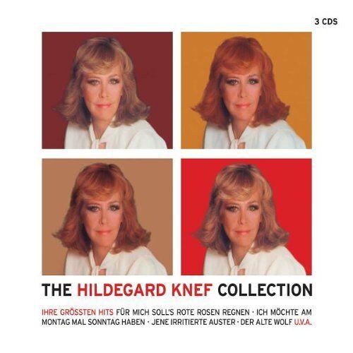 Hildegard Knef - The Hildegard Knef Collection - Preis vom 15.04.2021 04:51:42 h