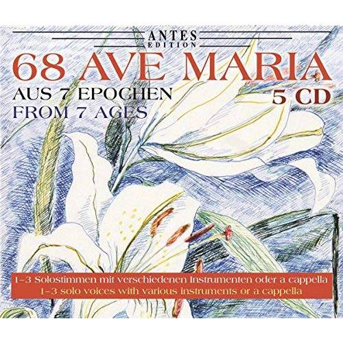 A.Chudak - 68 Ave Maria - Preis vom 20.10.2020 04:55:35 h