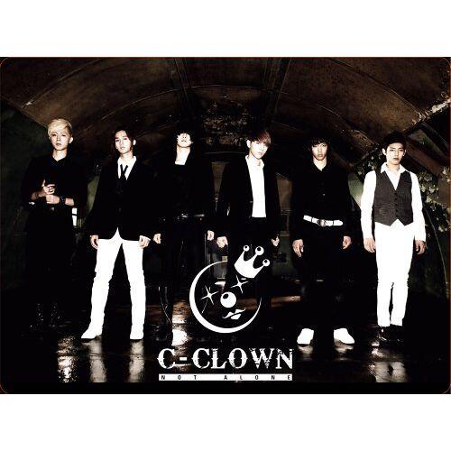 C-Clown - Not Alone - Preis vom 23.02.2021 06:05:19 h