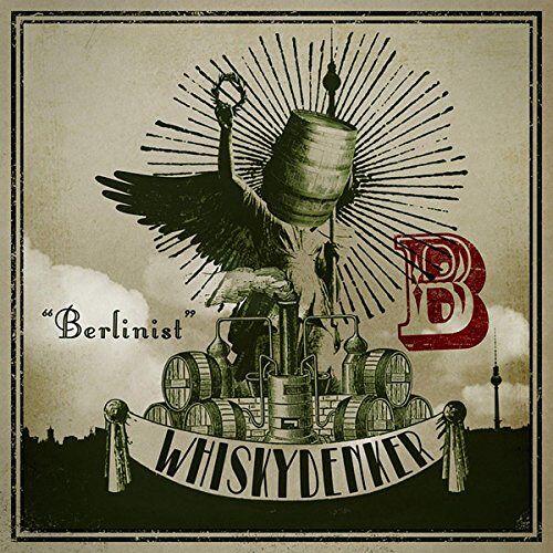 Whiskydenker - Berlinist (Lim.ed.) [Vinyl Single] - Preis vom 05.09.2020 04:49:05 h
