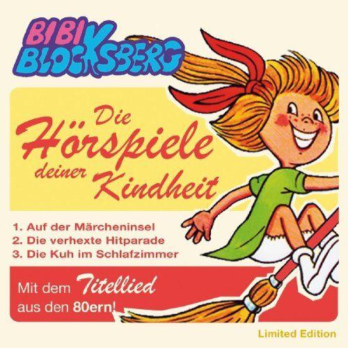 Bibi Blocksberg - Bibi Blocksberg 3 CD - Nostalgie Box - Preis vom 22.01.2020 06:01:29 h