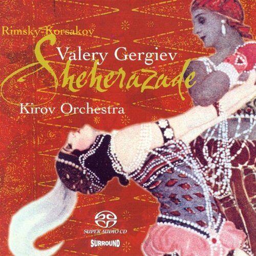Valery Gergiev - Scheherazade - Preis vom 23.02.2021 06:05:19 h