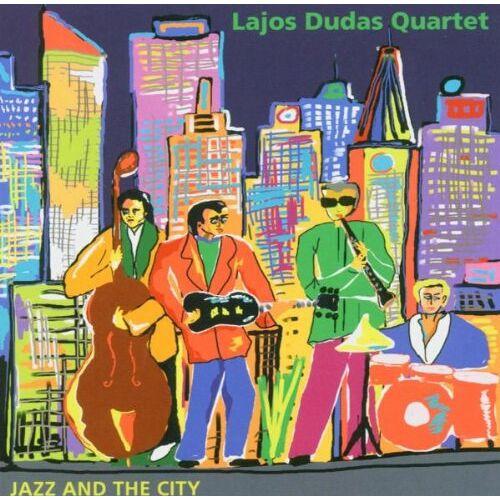 Lajos Dudas - Jazz and the City - Preis vom 20.10.2020 04:55:35 h
