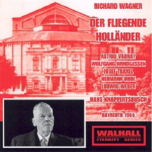 Wagner:Fliegende Hollaender - Der Fliegende Holländer: Varnay-Windgass - Preis vom 12.11.2019 06:00:11 h