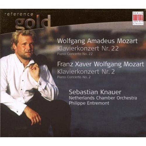 Sebastian Knauer - Klavierkonzerte Nr,22 & Nr.2 - Preis vom 07.05.2021 04:52:30 h