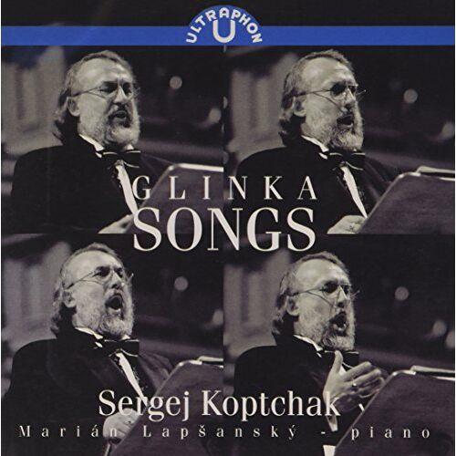 Sergej Koptchak - Lieder - Preis vom 10.05.2021 04:48:42 h