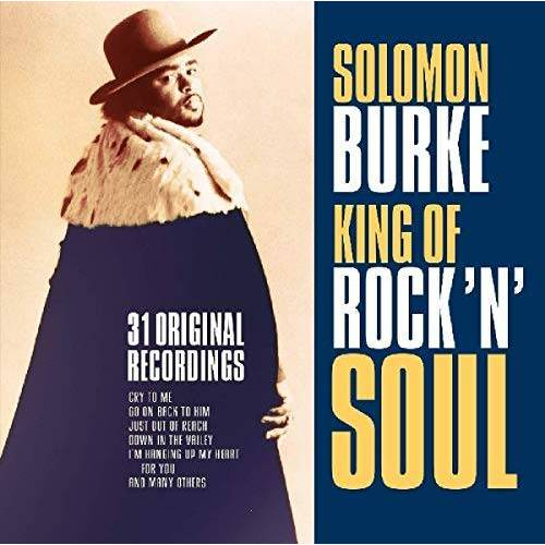 Solomon Burke - King of Rock 'N' Soul - Preis vom 15.04.2021 04:51:42 h