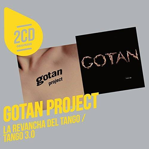 Gotan Project - La Revancha Del Tango/Tango 3 - Preis vom 19.01.2020 06:04:52 h