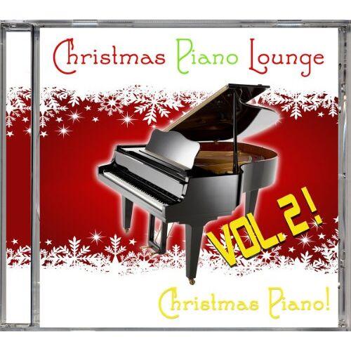 Christmas Piano - Christmas Piano Lounge Vol.2 - Preis vom 20.10.2020 04:55:35 h