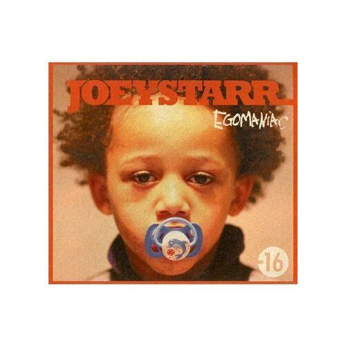 Joeystarr - Egomaniac - Preis vom 19.10.2020 04:51:53 h