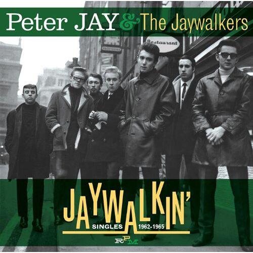 Peter Jay & The Jaywalkers - Jaywalkin'-Singles 1962-1965 - Preis vom 27.02.2021 06:04:24 h