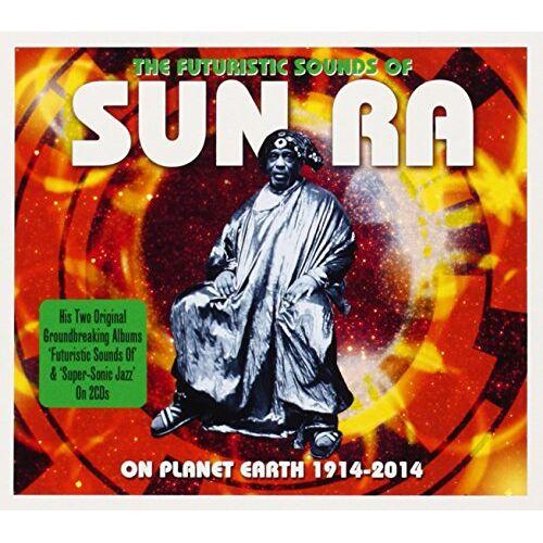 Sun Ra - Futuristic Sound of - Preis vom 14.01.2021 05:56:14 h
