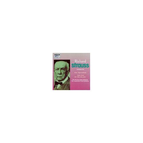 Strauss - R.Strauss Conducts - Preis vom 06.09.2020 04:54:28 h
