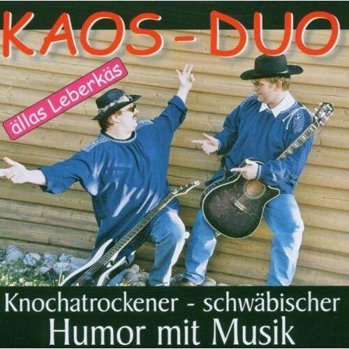 Kaos-Duo - Allas Leberkäs - Preis vom 18.04.2021 04:52:10 h