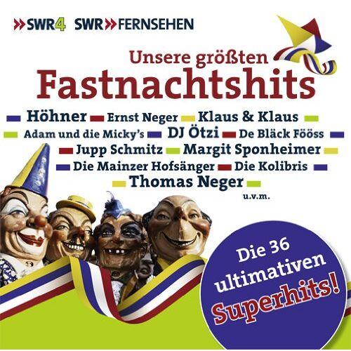 Höhner - SWR 4 - Unsere größten Fastnachtshits - Preis vom 19.10.2020 04:51:53 h