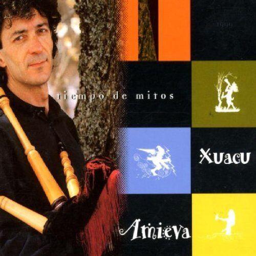 Xuaco Amieva - Tiempo de Mitos - Preis vom 08.05.2021 04:52:27 h