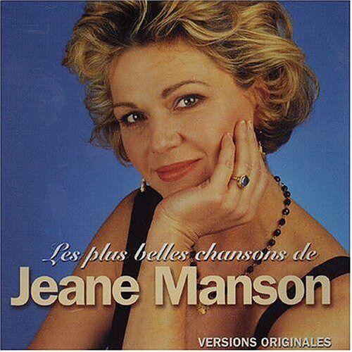 Jeane Manson - Les Plus Belles Chansons de Jeane Manson - Preis vom 08.04.2021 04:50:19 h