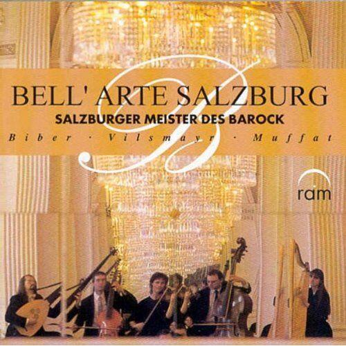 Bell'Arte Salzburg - Salzburger Meister des Barock - Preis vom 16.05.2021 04:43:40 h