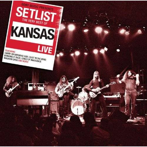 Kansas - Setlist: the Very Best of Kansas Live - Preis vom 27.02.2021 06:04:24 h