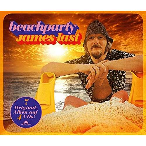 James Last - Beachparty - Preis vom 25.10.2020 05:48:23 h