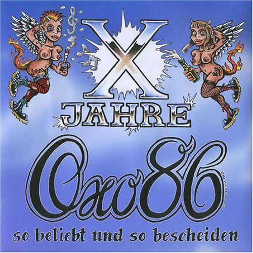 Oxo 86 - So Beliebt und So Bescheiden - Preis vom 14.04.2021 04:53:30 h