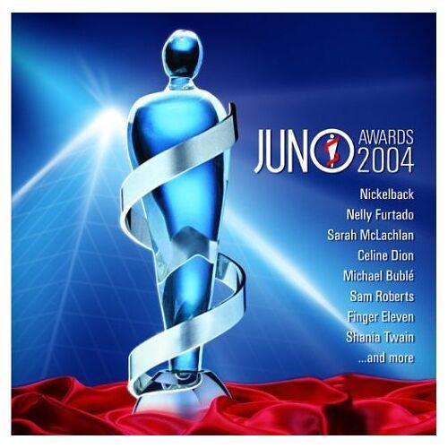 V.a.- Juno Awarts 2004 - Juno Awards 2004 [+Dvd] - Preis vom 27.02.2021 06:04:24 h