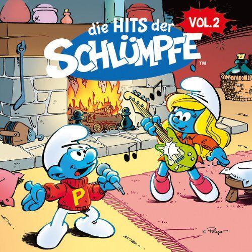 die Schlümpfe - Die Hits der Schlümpfe Vol.2 - Preis vom 15.04.2021 04:51:42 h