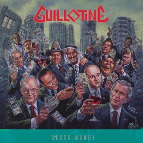 Guillotine - Blood Money - Preis vom 18.04.2021 04:52:10 h