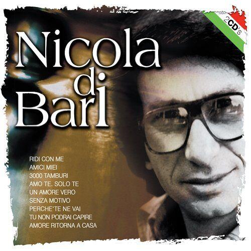 Nicola di Bari - Nicola Di Bari 2 Cd's - Preis vom 07.05.2021 04:52:30 h