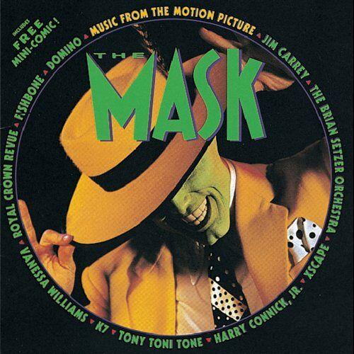 Ost - Mask [+Free Mini-Comic] - Preis vom 23.01.2021 06:00:26 h