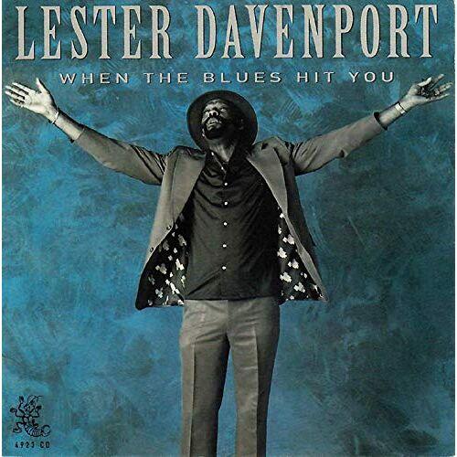 Lester Davenport - When the Blues Hit You - Preis vom 09.05.2021 04:52:39 h