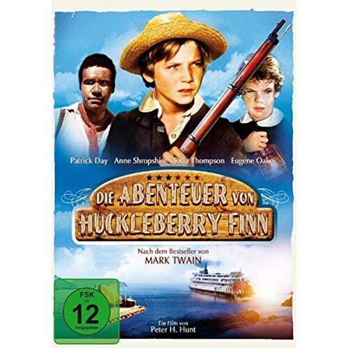 Peter H. Hunt - Die Abenteuer von Huckleberry Finn - Preis vom 14.04.2021 04:53:30 h