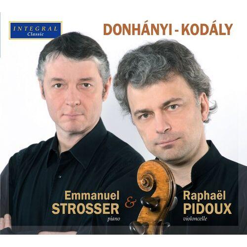 Donhanyi - Donhanyi/Kodaly:Cello Sonatas - Preis vom 16.04.2021 04:54:32 h
