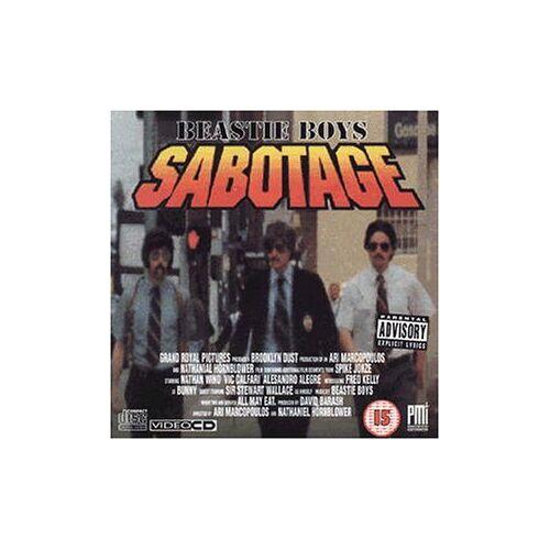 - Sabotage (cdv) - Preis vom 03.12.2020 05:57:36 h