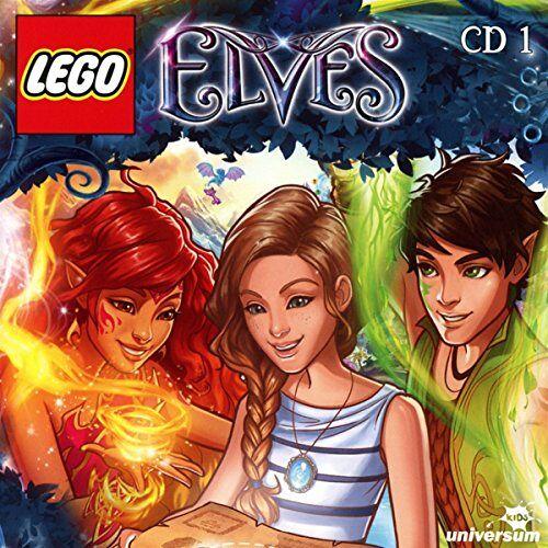 Lego Elves - Lego Elves-die Elfen aus Elvendale CD 1 - Preis vom 26.02.2021 06:01:53 h