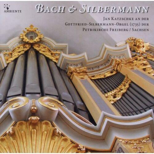 Jan Katzschke - Bach & Silbermann - Preis vom 28.02.2021 06:03:40 h
