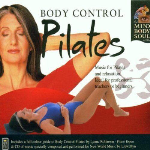 Lynne Robinson - Pilates-Mind Body & Soul - Preis vom 03.04.2020 04:57:06 h