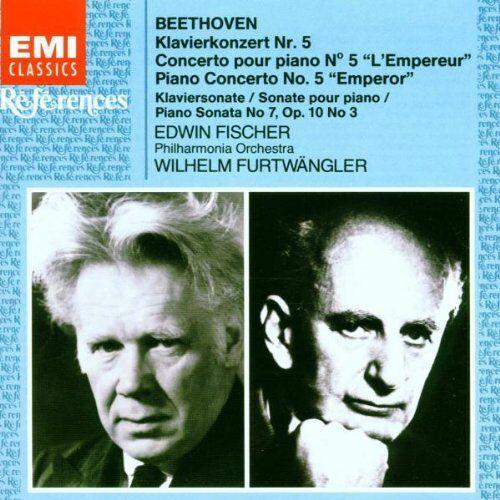 E. Fischer - Klavierkonzert 5 / Klaviersonate 7 - Preis vom 26.02.2021 06:01:53 h
