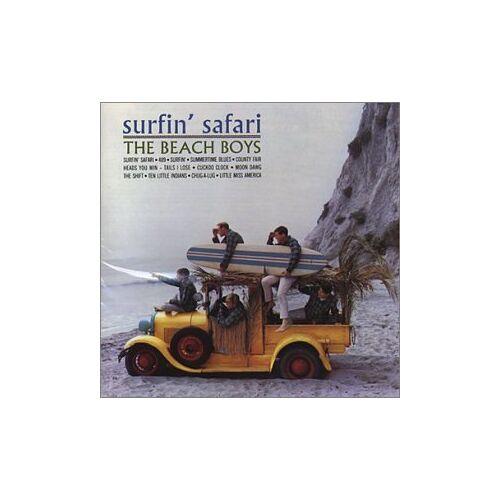 Beach Boys - Surfin' safari/Surfin' USA - Preis vom 20.10.2020 04:55:35 h