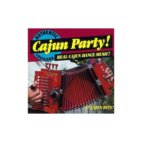 the Cajun Playboys - Cajun Party! Real Cajun Dance - Preis vom 07.09.2020 04:53:03 h