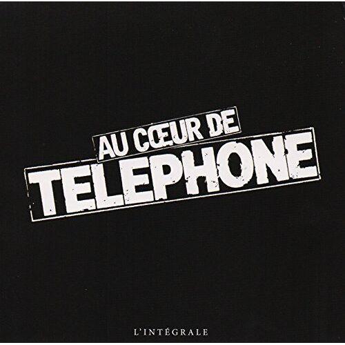 Telephone - Au Coeur De Telephone-Integral - Preis vom 24.01.2021 06:07:55 h