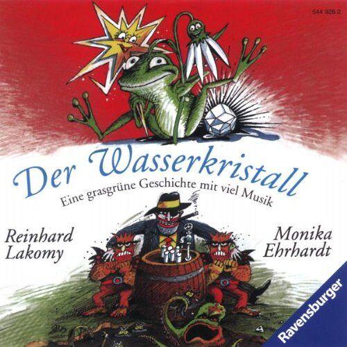 Reinhard Lakomy - Der Wasserkristall - Preis vom 24.02.2021 06:00:20 h
