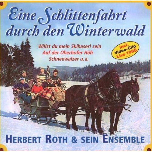 Roth, Herbert und Sein Ensemble - Schlittenfahrt d.d.Winterwald - Preis vom 06.09.2020 04:54:28 h