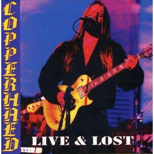 Copperhead - Live & Lost - Preis vom 20.10.2020 04:55:35 h