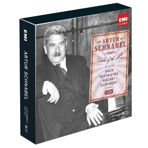 Artur Schnabel - Icon:Artur Schnabel - Preis vom 15.01.2021 06:07:28 h