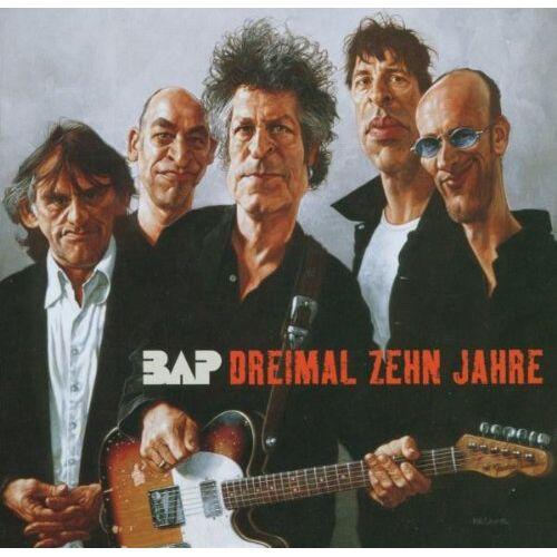 Bap - Dreimal Zehn Jahre - Preis vom 07.09.2020 04:53:03 h