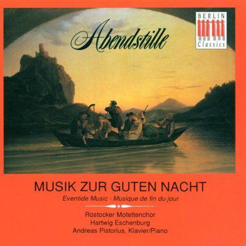 Eschenburg - Abendstille (Musik zur guten Nacht) - Preis vom 18.10.2020 04:52:00 h