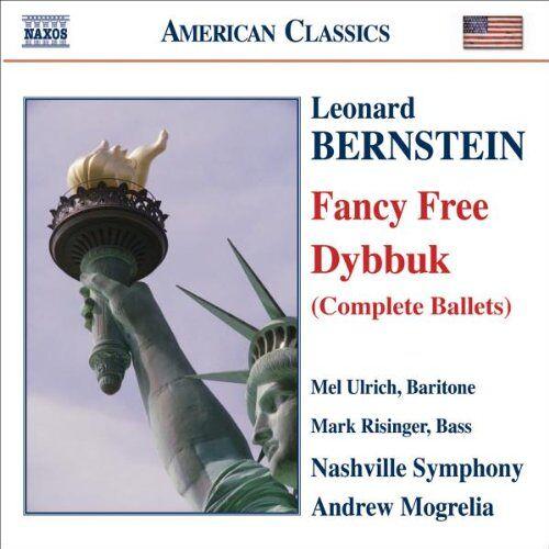 Mogrelia - Fancy Free/Dybbuk - Preis vom 23.01.2021 06:00:26 h