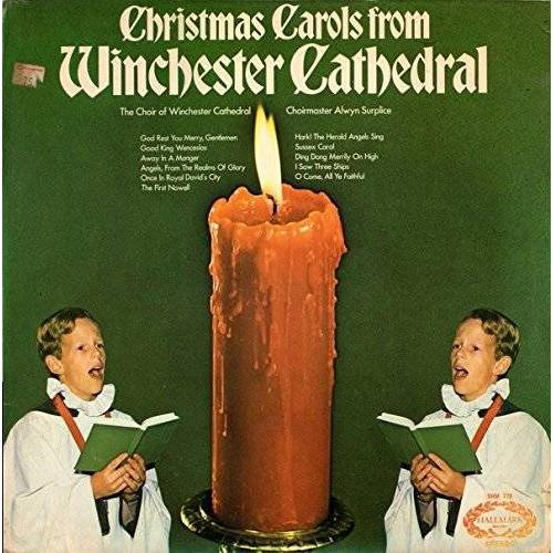 The Choir Of Winchester Cathedral - Christmas Carols From Winchester Cathedral - Winchester Cathedral Choir LP - Preis vom 13.04.2021 04:49:48 h