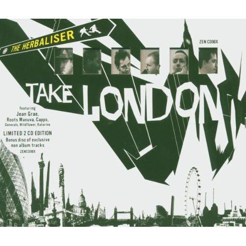 the Herbaliser - Take London (Ltd.ed.) - Preis vom 14.04.2021 04:53:30 h